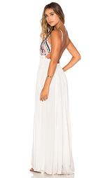 Платье с открытой спиной baja sunset - Raga