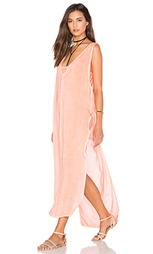 Макси платье zaria - YFB CLOTHING