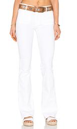 Расклешенные джинсы the patch slacker - MOTHER