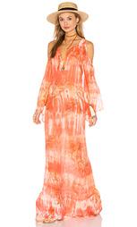 Макси платье накидка jil - Tt Beach