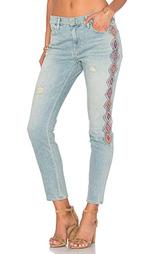 Узкие джинсы - Sandrine Rose