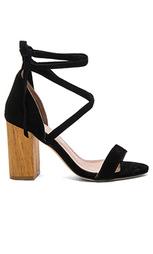 Обувь на каблуке layla - RAYE