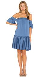 Мини платье flutter - MILLY