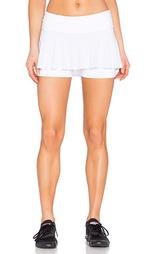Полосатая юбка-шорты для тенниса - Beyond Yoga