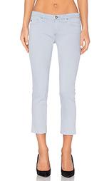 Укороченные джинсы stilt crop - AG Adriano Goldschmied