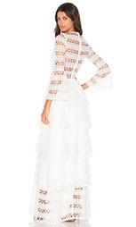 Макси платье liliane - Alexis