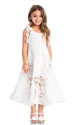 Платье с завязками на плечах elizabeth - Alexis