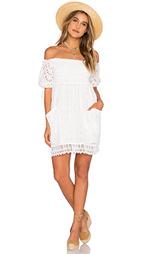 Жатое платье quinn - Tularosa