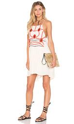 Мини платье sumatra flare - PIPER