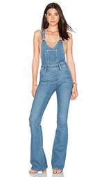Расклёшенные джинсы высокой посадки rialta - Paige Denim