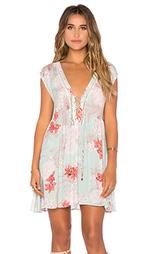 Платье back yard bliss - MINKPINK