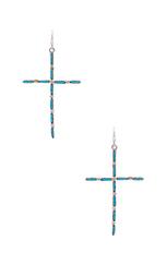 Серьги calico - Natalie B Jewelry