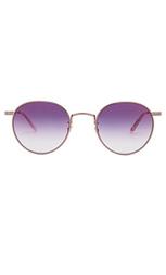 Солнцезащитные очки wilson - Garrett Leight