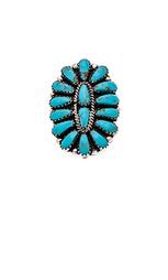 Кольцо sun goddess - Natalie B Jewelry