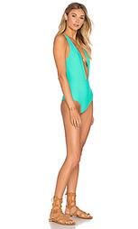 Слитный купальник leila - BEACH RIOT