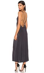 Платье с наборными бретельками - OLCAY GULSEN