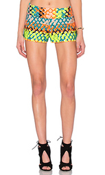 Шорты couture neon - MILLY