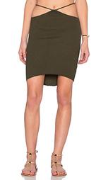 Мини юбка с вырезом bridgette - Indah