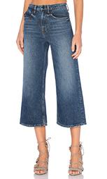 Укороченные расклёшенные джинсы - DENIM x ALEXANDER WANG