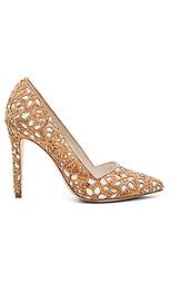 Обувь на каблуке dina three  - Alice + Olivia