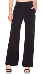 Широкие брюки silk noil - Enza Costa