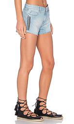 Джинсовые шорты keira - Paige Denim