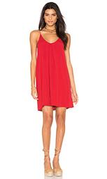 Платье с обратной плиссировкой - Bishop + Young