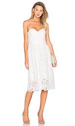 Платье миди azalea - Parker