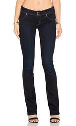 Джинсы-клёш средней посадки beth - Hudson Jeans