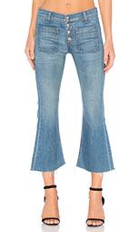 Расклешенные джинсы santa cruz - rag & bone/JEAN