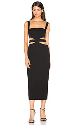 Платье миди marquesa - Misha Collection