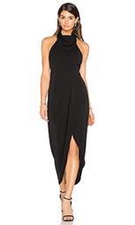 Макси платье с высоким воротом и открытой спиной monique - Shona Joy
