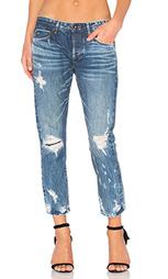 Узкие джинсы savannah - TORTOISE