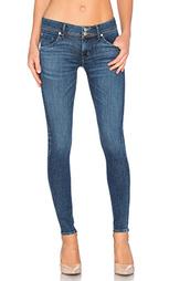Скинни джинсы со средней посадкой collin - Hudson Jeans