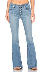 Джинсы-клёш с высоким поясом jodi - Hudson Jeans