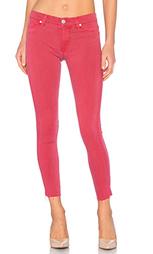 Обрезанные на лодыжках джинсы средней посадки nico - Hudson Jeans