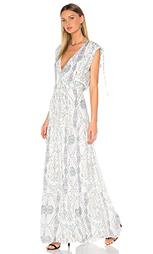 Макси платье luna - Parker