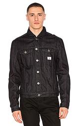 Куртка из промытого денима - Calvin Klein