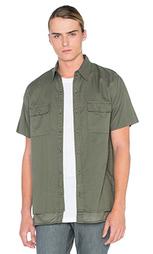 Рубашка в стиле милитари - JOHN ELLIOTT