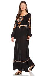 Макси платье - FARM
