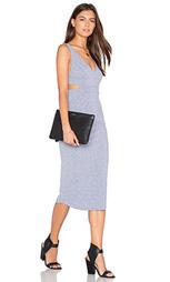 Мини платье cutout - MONROW