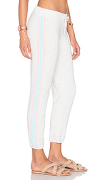 Спортивные брюки athletic stripe - MONROW