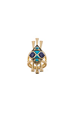 Оригинальное кольцо navajo - House of Harlow 1960