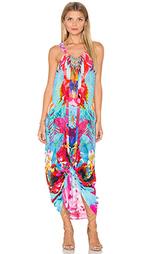 Платье с завязкой - Camilla