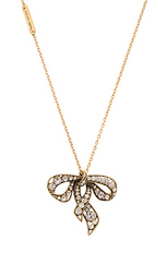 Ожерелье bow - Marc Jacobs