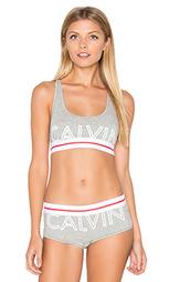 Бюстгальтер modern cotton logo - Calvin Klein Underwear