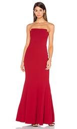 Вечернее платье strapless - JILL JILL STUART