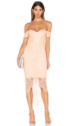 Платье миди jennifer - Elle Zeitoune