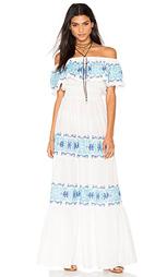 Макси платье greek isle - Nightcap