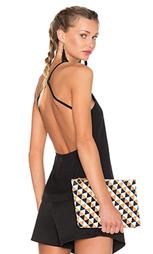 Майка с перекрестными шлейками на спине - BLAQUE LABEL